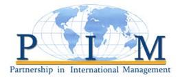 PIM, Partnership in International Management